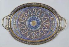 Object of Desire: Tiffany Tray Gilded Age, Art Object, Tiffany, Tray, Silver, Collection, Trays, Board
