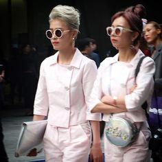 """2016 SS Seoul Fashion Week  #miscellalove #miscellani #shopmiscellani #sfw #seoulfashionweek #korean #fashion #trend #style #models #streetfashion #ddp #ulzzang #fashionista #highfashion #pink #looks #love #韩国时装 #韩国流行 #韩国品牌 #潮服 #流行时尚 #代购 #东大门 #衣服 #韩国直送"""