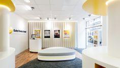 KABEL DEUTSCHLAND  overall perspective - overall design | shop implementation BERLIN | retail design
