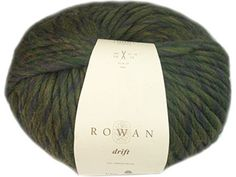 Rowan Drift reduced from £9.25 to £4.66 in our sale...... http://englishyarns.co.uk/acatalog/Rowan_Drift.html