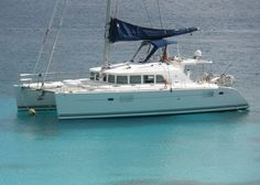 MISS KITTY yacht charter is a Ft Catamaran built in 2006 by Lagoon. Book it at Ritzy Charters Sailing Catamaran, Yacht Boat, 2 Person Kayak, Southern Caribbean, Guest Cabin, Miss Kitty, All Inclusive Vacations, Sail Boats, Speed Boats