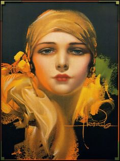 Gypsy by Rolf Armstrong