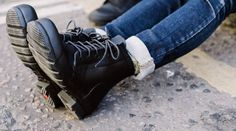 At Remodelista, there is a heated debate over the best rubber garden boots.