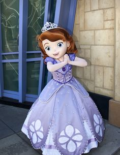 "Since debuting on Disney Junior earlier this year, ""Sofia the First"" has become the #1 cable TV series among kids ages 2-5. Now Sofia, Disney's first little girl princess, has finally arrived at Disney Parks."