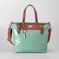 FOSSIL® Handbag Silhouettes Tote:Womens Key-Per Tote ZB5127