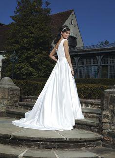 Sincerity 3728 by Justin Alexander at Alicias Bridal #aliciasbridal