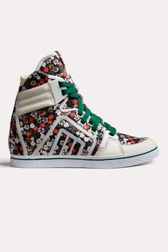 I still <3 these!  Adidas Origingals x Opening Ceremony: Lace-up BMX Cycling Wedge Sneakers.