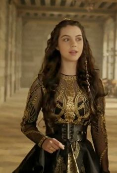 reign pilot mary green dress - Google Search