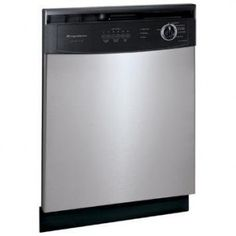 24 In Built In Dishwasher Stainless 0