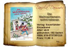 """""""Der Weihnachtsmann wohnt nebenan"""" ist eine wirklich wundervolle Geschichte über Wünsche, Brav-Sein, Hilfsbereitschaft, Freundschaft und Vorurteile. Als humorvolles Buch für die Vorweihnachtszeit uneingeschränkt zu empfehlen."""