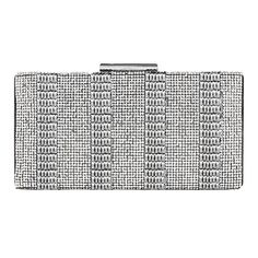 Carlo Fellini  Ophelia Evening Bag N 589 Pewter >>> Click image to review more details.