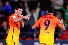 Lionel Messi: 26 años, 26 momentos | El gol con el que superó a Pelé, gol 76 en un año calendario, 64 con el Barca y 12 con su Selección. (11 de noviembre de 2012)