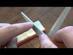 How to sharpen your scissors~~Keep Scissors Sharp - Andrea's Notebook