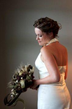 Keepsake Bouquets - much more than wedding bouquets Wedding Bouquets, Wedding Flowers, Wedding Dresses, Flax Flowers, One Shoulder Wedding Dress, Brown, Nature, Fashion, Bride Dresses