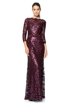 15 Stunning Marsala Dresses for the MOB 11 #tadashi #dress #fashion