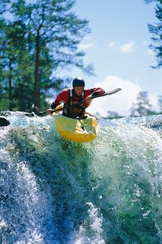Anyone else yearning for the river? #extremesports #adventure  http://www.estatemanagerscoalition.com/
