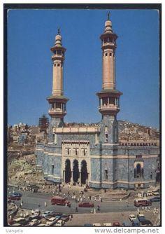 Ancient Pilgrimage Mecca Madinah, Mecca Kaaba, Islamic Images, Islamic Art, Old Pictures, Old Photos, Mecca Wallpaper, Islam Ramadan, Masjid Al Haram