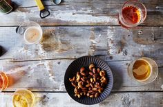 Sweet and Spicy Nuts , a recipe on Food52