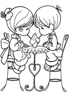 Lovealot coloring page Care