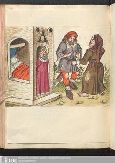 213 [104v] - Ms. germ. qu. 13 - Salman und Morolf - Page - Mittelalterliche Handschriften - Digitale Sammlungen [S.l.], [1479; 15. Jh. 2. Drittel]