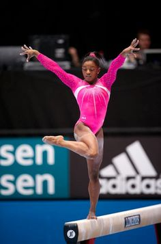 Simone Biles-AA Finals 2013 Worlds