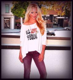 Charlotte Ross.  All Love is Equal.