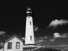 "500px / Photo ""Week 23: Broken Pigeon Point Lighthouse"" by Iain Harley"