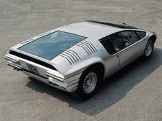 STORMWHEELS: Italia 1968 - Prototipo BIZZARRINI MANTA - Design ...