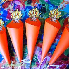 #Conitos #golosineros #pochocleros con #personajes #souvenir #candybar