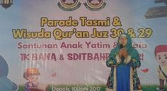 SDIT Bahrul Fikri Depok Gelar Parade Tasmi dan Wisuda Quran