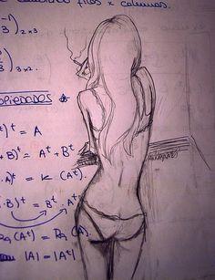 des nuits à réviser l'algèbre linéaire...