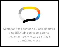 #BetaAjudaBeta #SeremosBetaLab #GoBetas #TimBeta