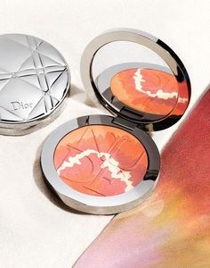 Dior Tie Dye Summer 2015 Collection: Diorskin Nude Tan Tie Dye – New & Limited Edition – Coral Sunset
