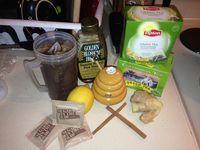 Infusión milagrosa de té verde, canela y limón para eliminar grasa abdominal rápidamente