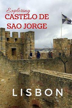 Guide and tips to exploring Castelo de Sao Jorge in Lisbon, Portugal   Lisboa