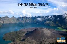 Mount Rinjani is the second highest volcano in Indonesia. And the view is breathtaking! Who agrees? -  by @wollio_ #volcano #Indonesia - Follow us on @friendschoices and head to friendschoices.com to find more travel #recommendations from our #exclusive community. - #旅行 #viaje #travel #سفر #viagem #旅 #путешествовать #reisen #perjalanan #여행 #voyage with #friendschoices