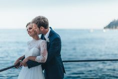 Mariage Villefranche sur mer (06) en plein air / photographe Reego / + sur withalovelikethat.fr