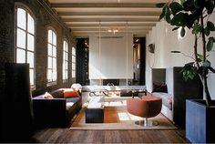 A Barcelona loft gets a facelift « « 1 Kind Design 1 Kind Design by Cristina Rodriguez