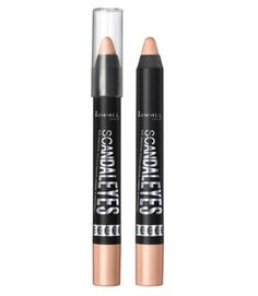 These creamy sticks glide on easily, are long lasting, and can double as an eyeliner. Brilliant. Available in nine shades, including my personal fave: shimmery champagne. $4.50, available at drugstores; beginning in February