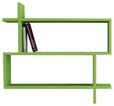 Paralel Wall Shelf by Matte modern wall shelves