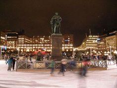 Kungsträdgården – A Stockholm Park for All Seasons