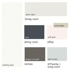 paint colors.