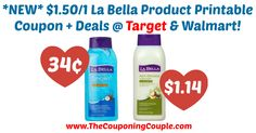 WOOHOO! Awesome coupon, grab yours and pick up one of these quick deals or use at your favorite store! *NEW* $1.50/1 La Bella Product Printable Coupon + Deals @ Target and Walmart!  Click the link below to get all of the details ► http://www.thecouponingcouple.com/new-1-501-la-bella-product-printable-coupon-deals-target-and-walmart/ #Coupons #Couponing #CouponCommunity  Visit us at http://www.thecouponingcouple.com for more great posts!