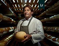 Los Toldos  #cheese #portrait #commercial