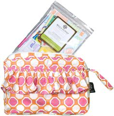 Free Giveaway: Bella Tunno Clever Clutch includes one disposable bib, placemat and multi-purpose pad, two Purell� antibacterial wipes, two Band-Aids� Adhesive Strips   Enter Here: http://www.giveawaytab.com/mob.php?pageid=92482599948