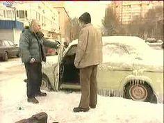 Ледовый плен - разморозка машины