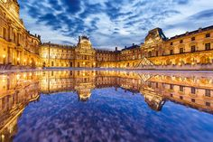 Le Louvre is made in gold | My Website - My Facebook --> On … | Flickr