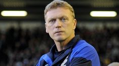 David Moyes celebrates a decade in charge of Everton on Wednesday when his side face Liverpool in the Merseyside derby.