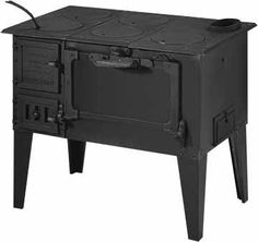 Woodsman Cookstove - Where I pinned this from has ALL the info for when/if SHTF!
