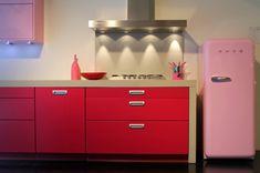 Kühlschrank Von Smeg : Smeg kühlschrank sonnengelb mood trendxpress